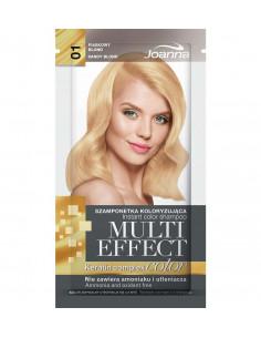 Multi Effect Color farbiaci šampón - Pieskový blond 001
