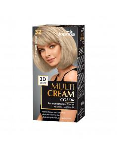 Multi Cream Color farba na vlasy - Platinový blond 032