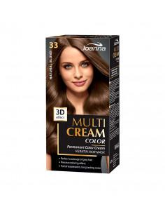 Multi Cream Color farba na vlasy - Prirodzený blond 033